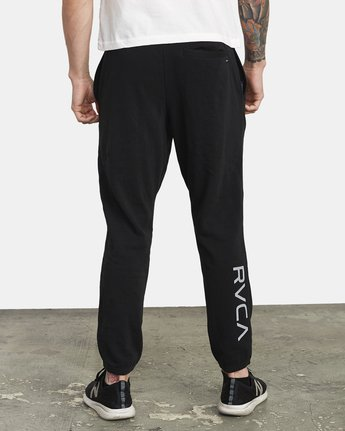 3 ​The Swift Sweat Pant Black VJ301SWT RVCA