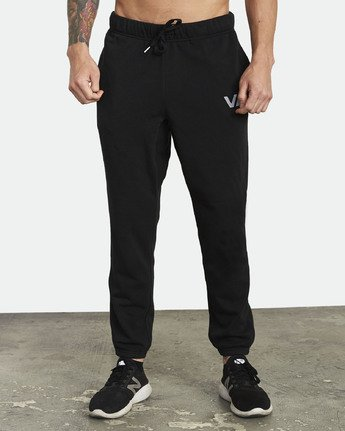 1 Swift Sweatpant Black VJ301SWT RVCA