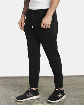 2 Swift Sweatpant Green VJ301SWT RVCA