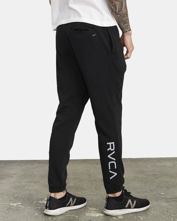 5 SWIFT SWEATPANT Black VJ301SWT RVCA
