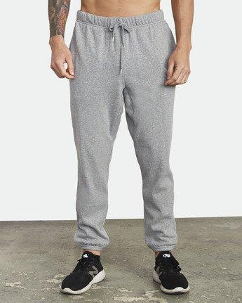 1 Swift Sweatpant Grey VJ301SWT RVCA