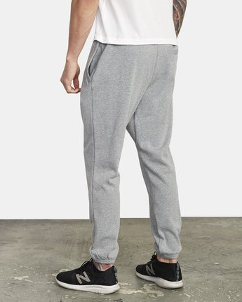 4 SWIFT SWEATPANT Grey VJ301SWT RVCA