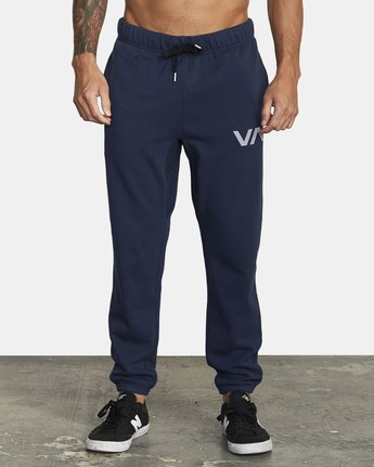 0 SWIFT SWEATPANT Blue VJ301SWT RVCA