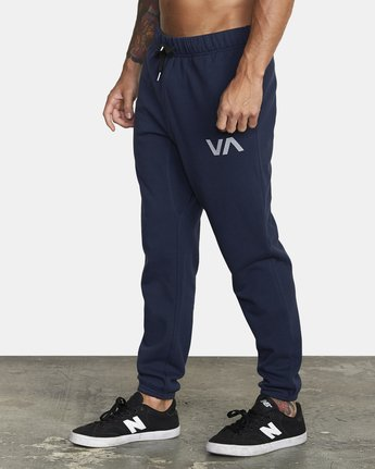 1 SWIFT SWEATPANT Blue VJ301SWT RVCA
