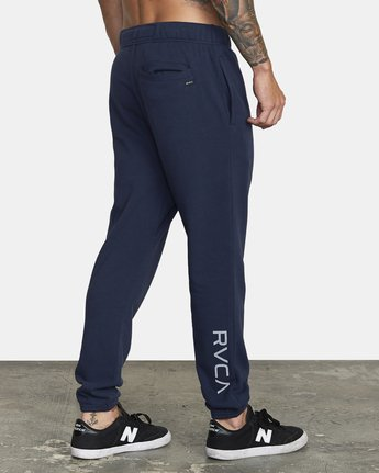 4 SWIFT SWEATPANT Blue VJ301SWT RVCA