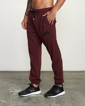 2 SWIFT SWEATPANT White VJ301SWT RVCA