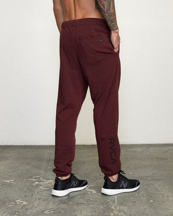 4 SWIFT SWEATPANT White VJ301SWT RVCA