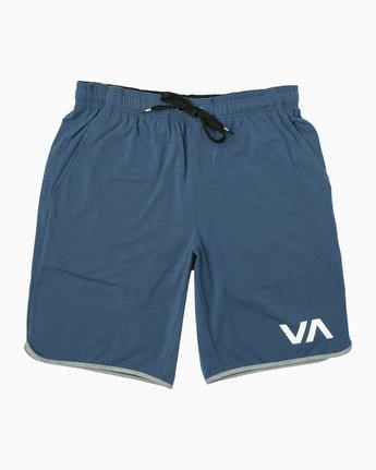 """0 VA Sport Short II 20"""" Short Blue VL201SPO RVCA"""