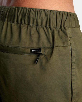 "6 SPECTRUM SHORT 18"" Green VL202SPE RVCA"