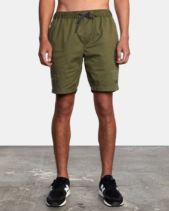 "0 SPECTRUM SHORT 18"" Green VL202SPE RVCA"