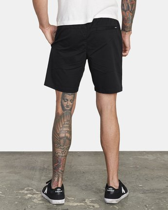 "4 Spectrum 18"" Short Black VL202SPE RVCA"