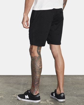 "3 Spectrum 18"" Short Black VL202SPE RVCA"