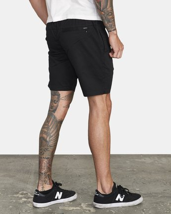 "5 Spectrum 18"" Short Black VL202SPE RVCA"