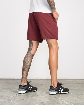 5 Yogger III Short Brown VL204YGR RVCA