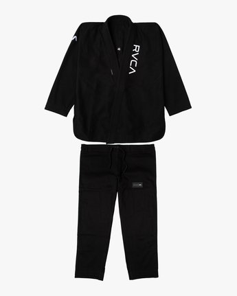 rvca, Art of Jiu Jitsu Gi, BLACK (blk)
