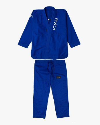 rvca, Art of Jiu Jitsu Gi, BLUE (blu)