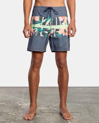 "1 Westport Print 17"" - Board Shorts for Men  W1BSRHRVP1 RVCA"