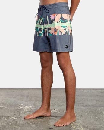 "4 Westport Print 17"" - Board Shorts for Men  W1BSRHRVP1 RVCA"