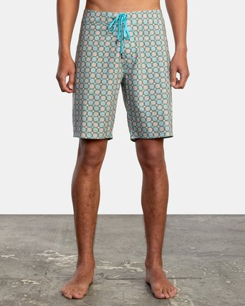 "1 Vanner 19"" - Board Shorts for Men Grey W1BSRSRVP1 RVCA"