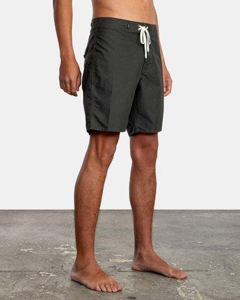 "5 Bailey Elder 18"" - Board Shorts for Men Black W1BSRVRVP1 RVCA"