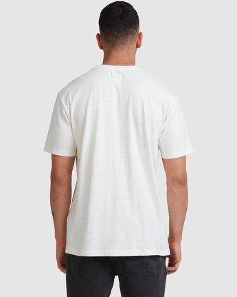 2 Hemp Neutral - T-Shirt Beige W1KTRHRVP1 RVCA