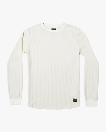 Recession Collection Day Shift - Long Sleeve Thermal Top for Men  W1KTRKRVP1