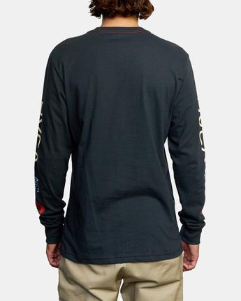 ANP - Long Sleeve T-Shirt for Men  W1LSRCRVP1