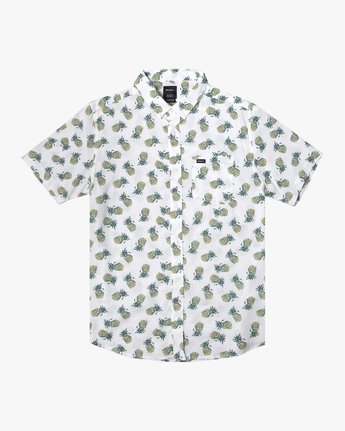 ANP Dmote Reflections - Short Sleeve Shirt for Men  W1SHICRVP1