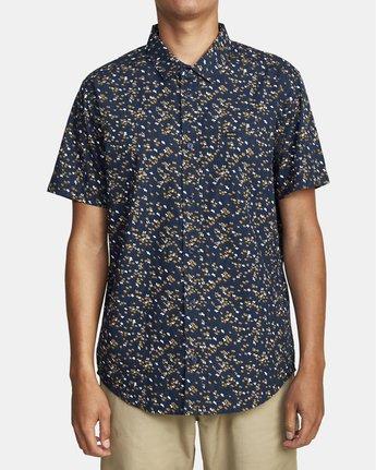 4 Eternal - Short Sleeve Shirt for Men  W1SHIERVP1 RVCA
