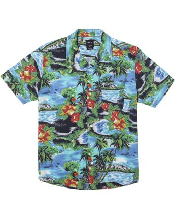 Kawela - Short Sleeve Shirt for Men  W1SHRCRVP1