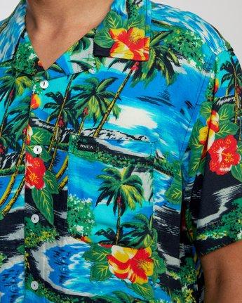3 Kawela - Short Sleeve Shirt for Men  W1SHRCRVP1 RVCA