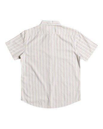 Cassidy Stripe - Short Sleeve Shirt for Men  W1SHRNRVP1