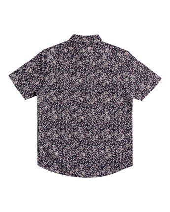 1 Bang On - Short Sleeve Shirt for Men  W1SHRQRVP1 RVCA