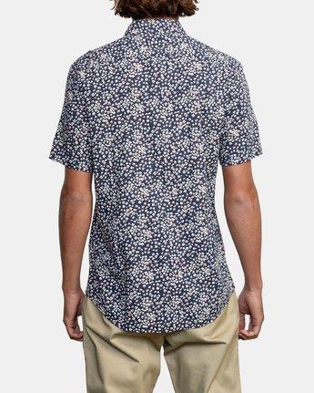 3 Bang On - Short Sleeve Shirt for Men  W1SHRQRVP1 RVCA