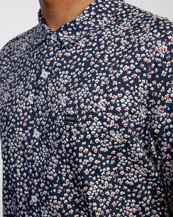 4 Bang On - Short Sleeve Shirt for Men  W1SHRQRVP1 RVCA