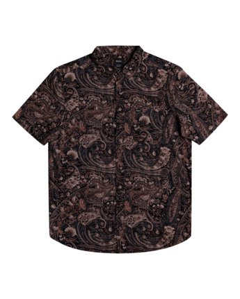 Tangier Paisley - Short Sleeve Shirt for Men  W1SHRTRVP1