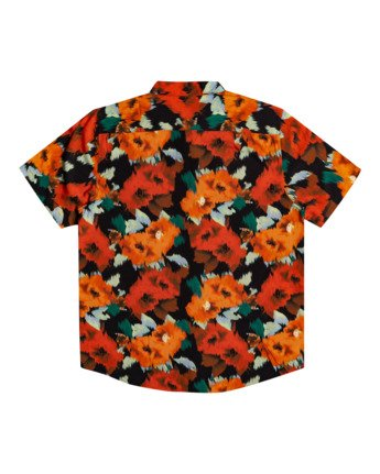 Wonder Floral - Short Sleeve Shirt for Men  W1SHSCRVP1