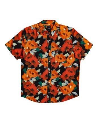 Wonder Floral - Short Sleeve Shirt for Men  W1SHSCRVP1