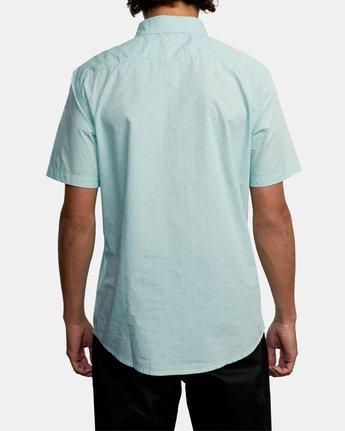 2 Carlo Dot - Short Sleeve Shirt for Men  W1SHSHRVP1 RVCA