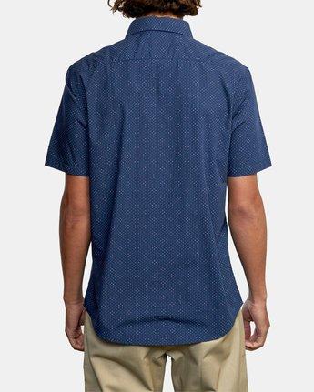 Carlo Dot - Short Sleeve Shirt for Men  W1SHSHRVP1