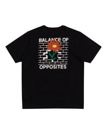 0 Breakout - T-shirt pour Homme Noir W1SSRKRVP1 RVCA