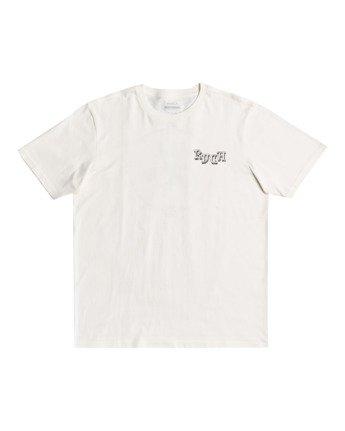 1 Benjamin Jeanjean Skeleton Walk - T-Shirt for Men White W1SSRPRVP1 RVCA