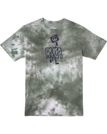 Peace Out - T-Shirt for Men  W1SSRXRVP1
