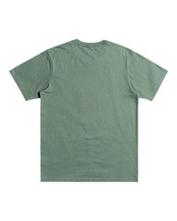 1 Motors - T-Shirt for Men Green W1SSSBRVP1 RVCA