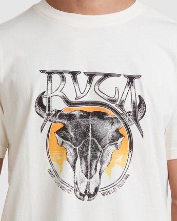 2 Death Valley Tee - T-shirt pour Homme  W1SSSJRVP1 RVCA