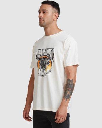 3 Death Valley Tee - T-shirt pour Homme  W1SSSJRVP1 RVCA