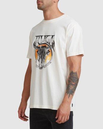 4 Death Valley Tee - T-shirt pour Homme  W1SSSJRVP1 RVCA