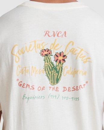 4 Societas - T-Shirt for Men  W1SSSKRVP1 RVCA