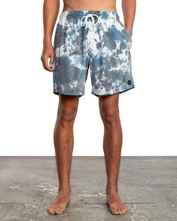 """1 Manic 17"""" - Boardshort pour Homme Bleu W1VORARVP1 RVCA"""