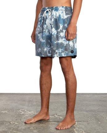 """4 Manic 17"""" - Boardshort pour Homme Bleu W1VORARVP1 RVCA"""